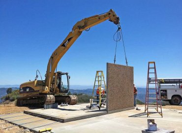 Easi-Span Wall Panel Installation