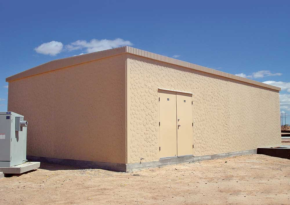 Precast Concrete Buildings For The Energy Industry Easi