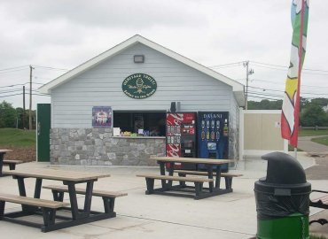 Concession Stand Building
