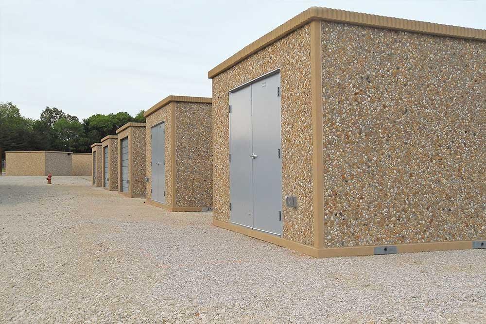 Preformed Concrete Buildings : Choose precast for security durability