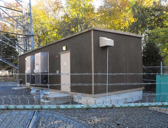 Concrete Communications Buildings Precast Communications