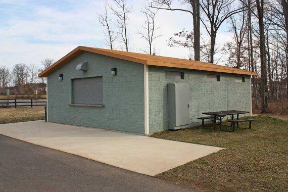 Precast Concrete Concession Stand Buildings Easi Set Buildings