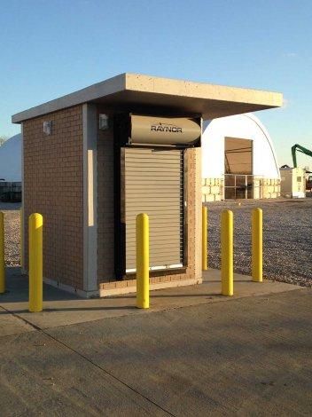 Concrete Atm Structures Secure Atm Buildings Easi Set