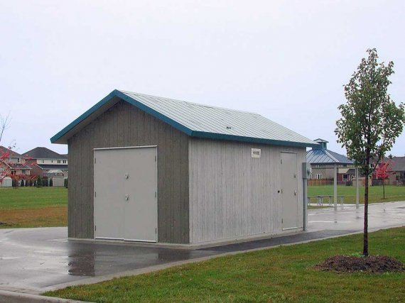 Precast Concrete Storage Buildings Economical Storage